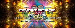 Party Flyer DREAMSCAPE with Egorhytmia 13 Apr '18, 23:00