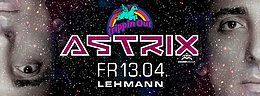 Party Flyer Trippin Out w/ Astrix 13 Apr '18, 22:00