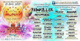 Party Flyer Teaser Party Munay Festival (Malaga.) 14 Apr '18, 16:00