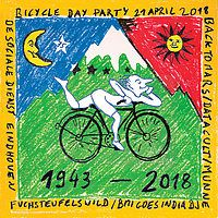 Party Flyer Bicycle Day Party 21 Apr '18, 22:00