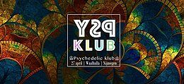 Party Flyer ♔ KingsDay Psychedelic Klub ♔ 27 Apr '18, 23:00