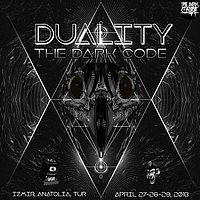 Party Flyer TheDarkCode - Duality 27 Apr '18, 01:00