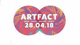 Party Flyer Art'Fact #2 28 Apr '18, 20:00