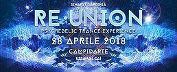 Party Flyer Re•Union 28 Apr '18, 21:00