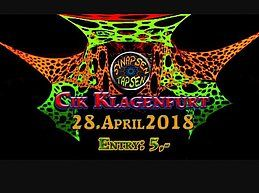 Party Flyer Synapsen Tapsen 28 Apr '18, 22:00
