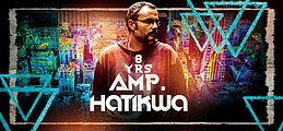 Party Flyer 8 Jahre AMP. Festival /w. Hatikwa 30 Apr '18, 23:00
