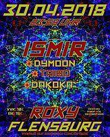 Party Flyer Goa mit Ismir, Dymoon, Taibo und Dakoka` 30 Apr '18, 23:30