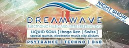 Party Flyer DREAM WAVE FESTIVAL NIGHT 4 May '18, 23:00