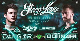 Party Flyer ☆★☆ SleepLess ☆★☆ w// LSDirty / Dang3r / Gottinari / Babalos / Braindrum 4 May '18, 22:00