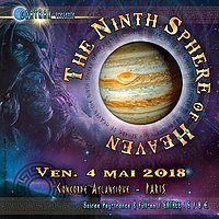 Party Flyer THE NINTH SPHERE OF HEAVEN 4 May '18, 23:30