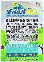 Party Flyer Candyland XL mit KLOPFGEISTER & Djane NAIMA 5 May '18, 19:00