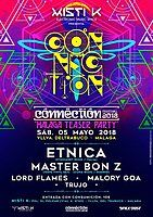 Party Flyer Connection Teaser Malaga 5 May '18, 23:00