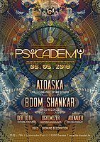 Party Flyer Pscademy 5 May '18, 23:00