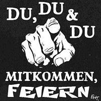 Party Flyer Umsonst & Draußen 10 May '18, 12:00