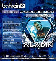 Party Flyer Experiencia Psicodelica 11 May '18, 23:30