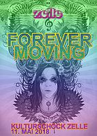 Party Flyer Forever Moving 11 May '18, 22:00
