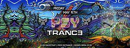 Party Flyer -Free Psytrance- 11 May '18, 23:00