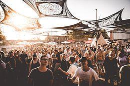Party Flyer Nibirii Sun Opening at Junkyard w/ Schrittmacher, Gourski, uvm 12 May '18, 14:00