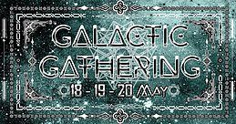 Party Flyer Galactic Gathering - Vol.3 18 May '18, 17:00