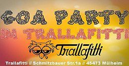 Party Flyer Goa Party im Tallafitti 18 May '18, 22:00