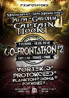 Party Flyer Psypotatoes - Co-Frontation 2 18 May '18, 22:00