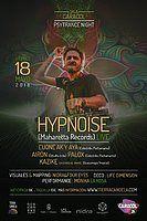 Party Flyer Psytrance Night en Madrid con Hypnoise 18 May '18, 23:00