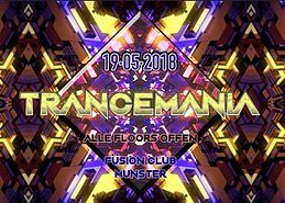 Party Flyer Trancemania 19 May '18, 23:00
