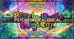 Party Flyer Psychedelicalogical 25 May '18, 12:00