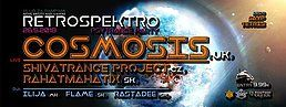 Party Flyer RetroSpektro - Cosmosis (UK) live guitar show! 26 May '18, 21:00