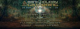 Party Flyer The Psychedelic Way Bank Holiday Gathering 26 May '18, 22:00