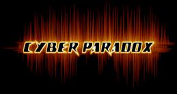 Party Flyer Cyber Paradox // Calabi Yau Live // 1 Jun '18, 22:00