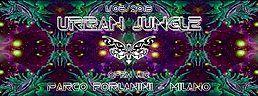 Party Flyer Urban Jungle #2 - Free & Open air 1 Jun '18, 22:00