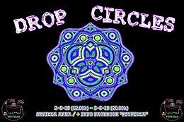 Party Flyer DROP CIRCLES 2 Jun '18, 12:00