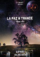 Party Flyer La Paz N Trance | Open Air 2 Jun '18, 18:00