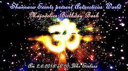 Party Flyer Shannara Events present Antarctica's World 2 Jun '18, 20:00