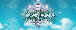 Party Flyer Illuminacja IV with Talamasca Live by Be Psychedelic 8 Jun '18, 21:00