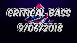 Party Flyer Critical Bass Closing Psy Party 9 Jun '18, 23:30