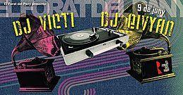 Party Flyer ♫ DJ Victi & DJ Eivyan a El Forat del Pany ♫ 9 Jun '18, 23:30