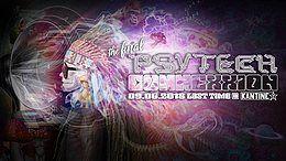 Party Flyer Final Psytech Connexxion 9 Jun '18, 22:00
