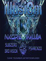 Party Flyer Illusiom PsyTrance Adventure 9 Jun '18, 23:00