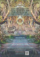 Party Flyer SOLSTITIUM 2018 14 Jun '18, 18:00