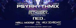 Party Flyer Psyrhythmix Psytrance Adventure 15 Jun '18, 23:00