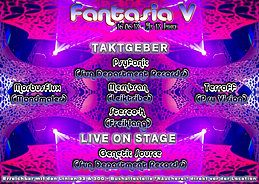Party Flyer Fantasia 5 16 Jun '18, 23:00