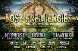 Party Flyer LOST FREQUENCIES:Open Air Gathering 2018 16 Jun '18, 15:00