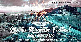 Party Flyer Mystic Mountain Festival :: Solstice edition 2018 18 Jun '18, 10:00