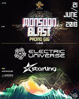 Party Flyer RAVELATIONS feat. Electric Universe & Starling 21 Jun '18, 22:00