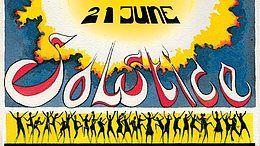 Party Flyer ☼ ☼ ☼ SOLSTICE FESTIVAL 2018 ☼ ☼ ☼ 21 Jun '18, 11:00