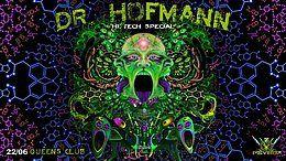 Party Flyer Psybox - Dr. Hofmann - with Yatzee, Calabi Yau, Sick Noise, Jesus Raves, .... 22 Jun '18, 22:00