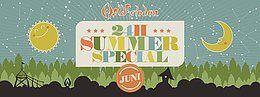 Party Flyer 24 H Summer Special Juni 23 Jun '18, 16:00