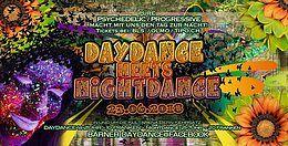 Party Flyer Bärner Nightdance 23 Jun '18, 21:00